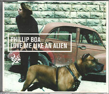 Phillip boa CD-single Love Me Like an Alien/comme neuf