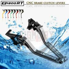Motorbike CNC Alu Long Brake Clutch Adjustable Levers Set for BMW R1200RT 14-19