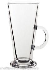 Tazas de color principal blanco de vidrio