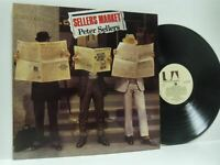 PETER SELLERS sellers market LP EX+/EX UAG 30266 vinyl album, uk, 1979, gatefold