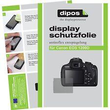 6x Canon EOS 1200D Pellicola Prottetiva Antiriflesso Proteggi Schermo