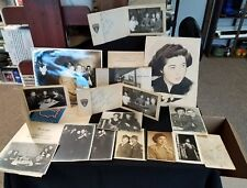 Vintage military photos, wwii era, club 48, Berlin, book, photos, menu, art....