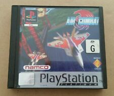 PS1 AIR COMBAT PLAYSTATION 1 PAL
