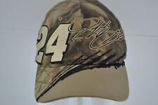 Jeff Gordon #24 Team Realtree Racing Camo Camouflage Nascar Hat Chase Cap ADJ