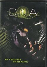 Dna : Don't Mess with Mother Nature Rare Sci-Fi Horror Dvd Scarce!