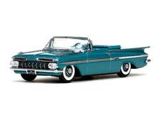 Artículos de automodelismo y aeromodelismo de hierro fundido Chevrolet escala 1:43
