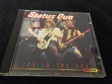 STATUS QUO - ICE IN THE SUN - CD
