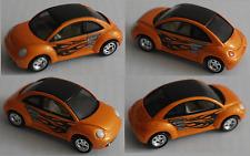 Johnny Lightning – VW New Beetle orange Flammen