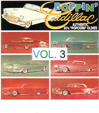 V.A. - BOPPIN' CADILLAC Vol. 3 - 60's Popcorn Oldies CD