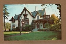 Lafayette,Indiana,IN Fowler House, Gothic Style Home, now County Historical