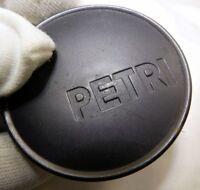 Petri 49mm rim Front Lens Cap Slip on Plastic    Free Shipping USA