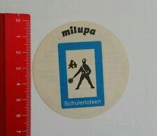 Aufkleber/Sticker: milupa Schülerlotsen (05061672)