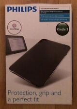 Philips Shock Stop Soft Shell Kindle 3 Case Protector