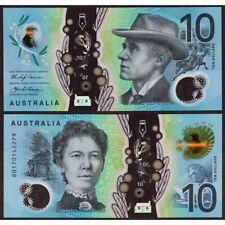 AUSTRALIA 10 Dollars 2017 Polymer UNC P 63