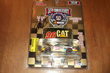 DAVID GREEN AUTOGRAPHED #96 CAT RACING CHAMPIONS LIMITED EDITION 1:64 (58