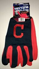 CLEVELAND INDIANS TECHNOLOGY TEXTING GLOVES FREE SHIPPING!