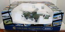 Aéronefs miniatures avions militaires Franklin Mint