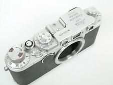 Leica IIf Gehäuse body Nr 571430 von from 1951/52