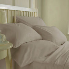 Luxury 200 Thread Count Percale Bed linen/Duvet Cover Set,7 Colours In All Sizes