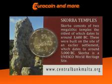 2 Euro Malta 2020 Ta` Skorba mit Münzzeichen in Top Qualität 20.000 Coincard