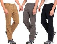 SALE! EDDIE BAUER Men's Fleece Lined Water Resistant Stretch Pant VARIETY SZ/CLR