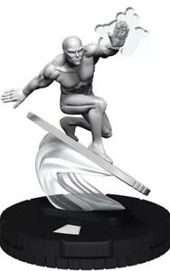 Heroclix Fantastic Four Deep Cuts Silver Surfer Figure NEW Wizkids