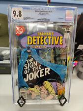 DETECTIVE COMICS #476 (1978) - CGC GRADE 9.8 - JOKER APPEARANCE-MARSHALL ROGERS!