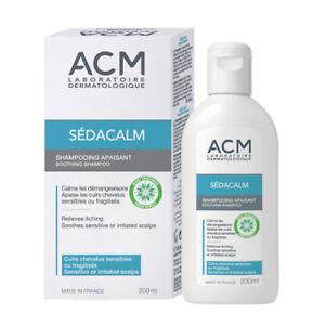 ACM Laboratoire SEDACALM Soothing Shampoo 200ml For sensitive & Irritated Scalps