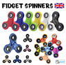 NEW STEEL ZINC ALUMINIUM FIDGET HAND STRESS TOY SPINNER EDC *SPECIAL OFFER*