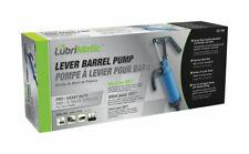 Lubrimatic Polypropylenestainless Steel Manual Lever Barrel Pump 55 In