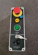 Hibox Emergency Stop Error Activr Push Button Operational Box