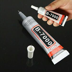 15ml B-7000 Glue Industrial Strength Adhesive B7000 Craft Phones Gems Shoe UK