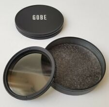 Gobe NDX 58mm Variable ND Lens Filter Adjustable min max ND2-400 58 C8L