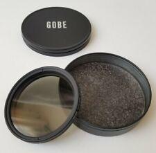 Gobe NDX 58mm Variable ND Lens Filter Adjustable min max ND2-400 58 C8L