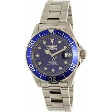 Invicta Mens Pro Diver 17040 Silver Stainless-Steel Automatic Dress Watch