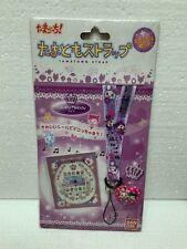 BANDAI Tamagotchi ID L PS LED Color Plastic Crystal Stickers + Neck Strap Crown