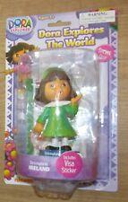 Dora The Explorer Explores The Figura Colección Ireland Visa Pegatina World
