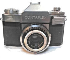 Zeiss Ikon Contaflex Beta II Vintage 35mm SLR Camera