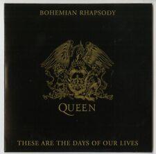 QUEEN : CD-SINGLE - BOHEMIAN RHAPSODY - CARDSLEEVE - 2010 - NEU