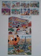 Disney PHILEXFRANCE '89 Stamp Exhibition.