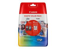Canon PG-540XL/CL-541XL Tinte mit hoher Reichweite + Fotopapier Value Pack
