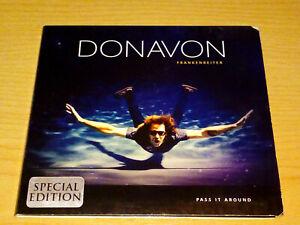 DONAVON FRANKENREITER PASS IT AROUND CD 2008 VGC.