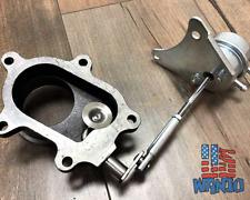 "3"" NEW Internal Wastegate Conversion Kit T3/T4 To4e 5 bolt Swingvalve Actuator"