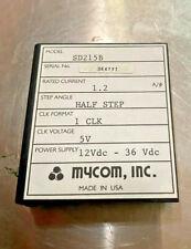 Mycom Sd215b Stepping Motor Driver Stepper