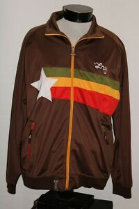 LRG Lifted Research group Mens 2XL XXL Track Jacket Combine ship Discount