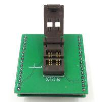 SOT23 SOT23-6 SOT23-6L IC Test Socket / Programmer Adapter / Burn-in Socket C3I4