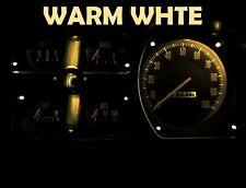 Gauge Cluster LED Dashboard Bulb Warm White For Dodge 72 80 D150 - D350 Truck