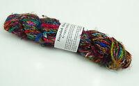 100g/ 1 Skein Recycled Banana Silk Yarn Hand-spun Soft Yarns - Multicolor
