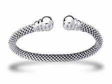 bracelet jonc en argent 925/1000