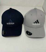 New Adidas Genuine Stretch Fit Climalite Sport / Casual Cap Unisex in L/XL